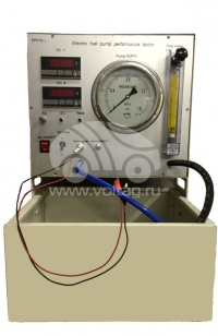 Диагностика давления и производительности топливного насоса на стенде или на автомобиле